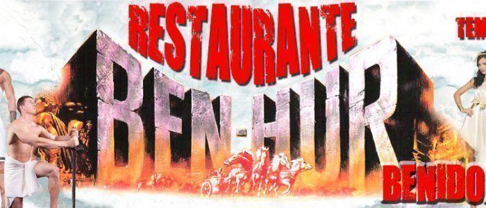 Restaurante tematico Ben-Hur