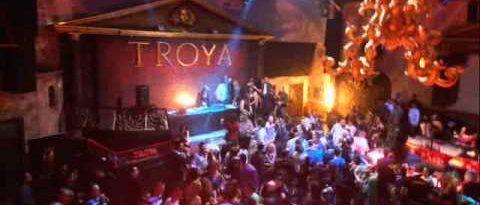Interior discoteca Troya Elche