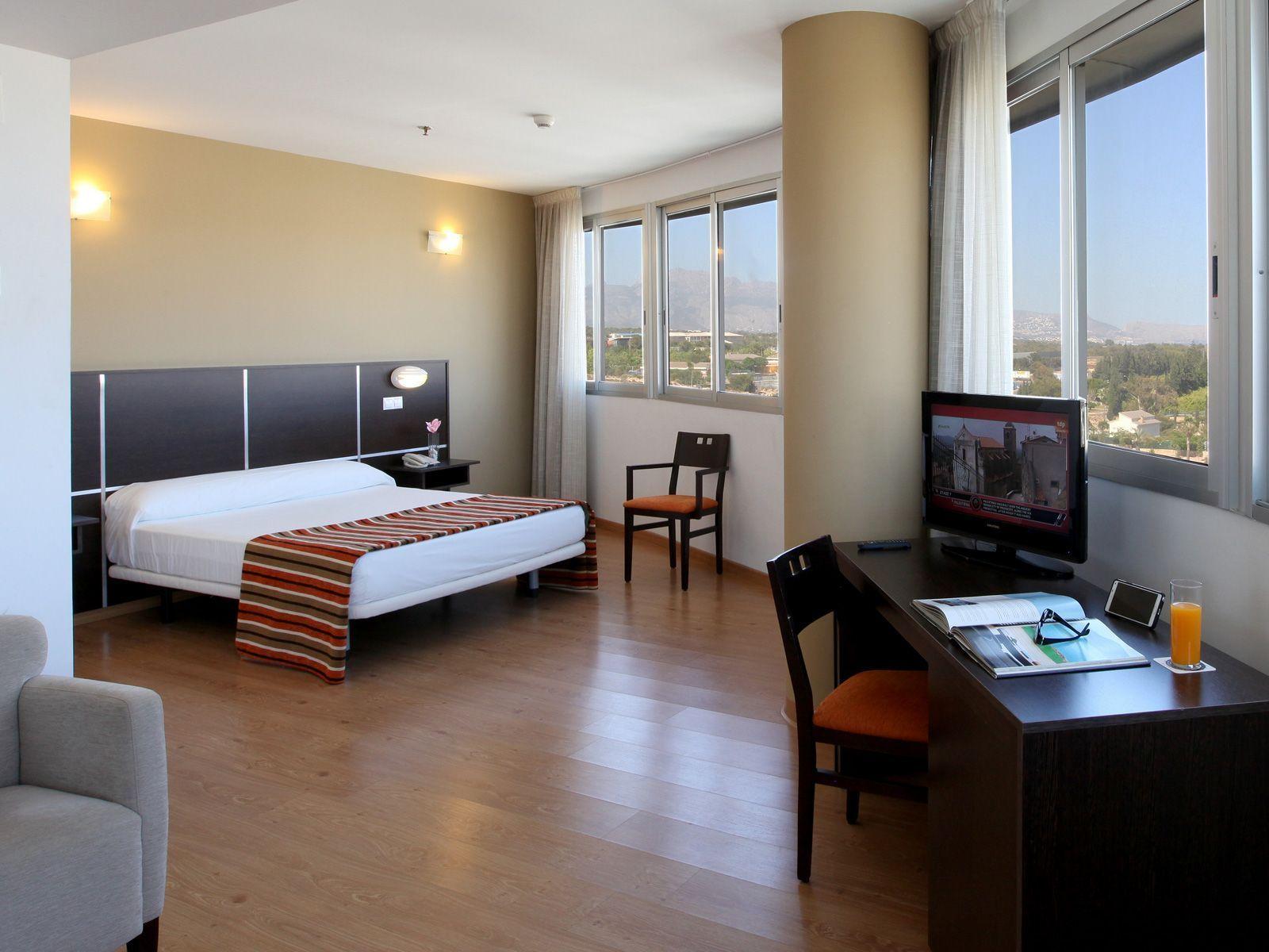 Hotel La Estacion, suite Almirante