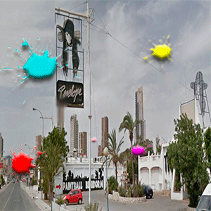 paintball benidorm detras de penelope disco