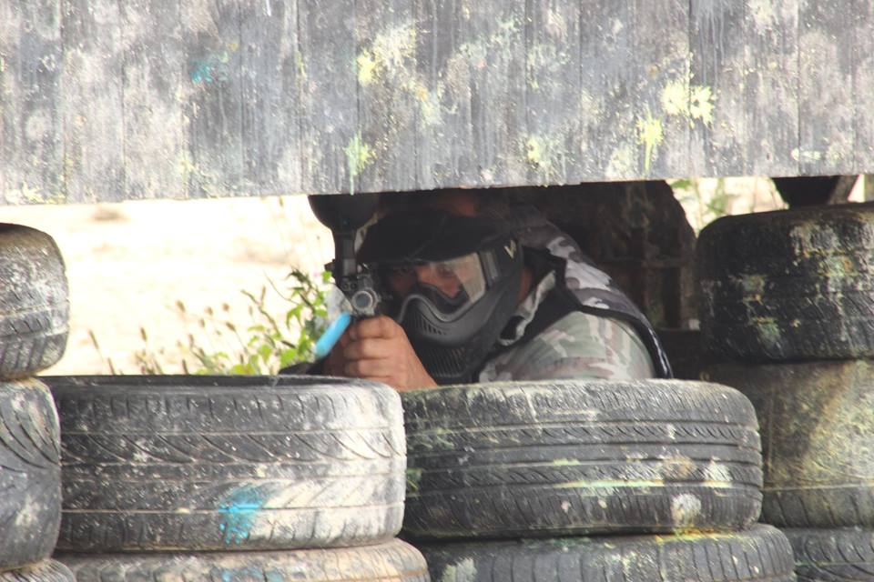 Paintball Benidorm