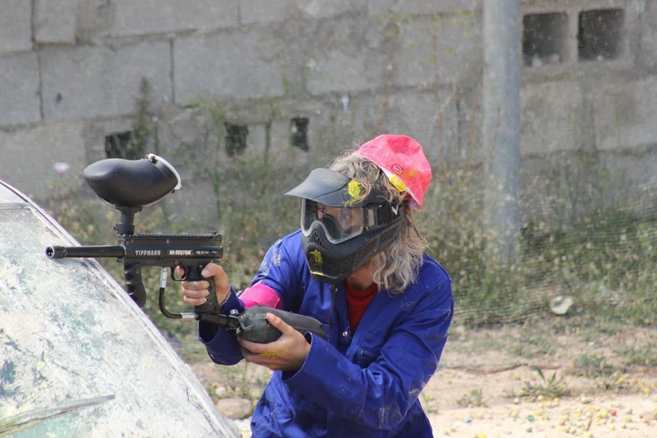 Paintball Benidorm Femenino