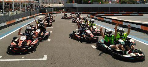 Karting Benidorm Experiencias Unicas