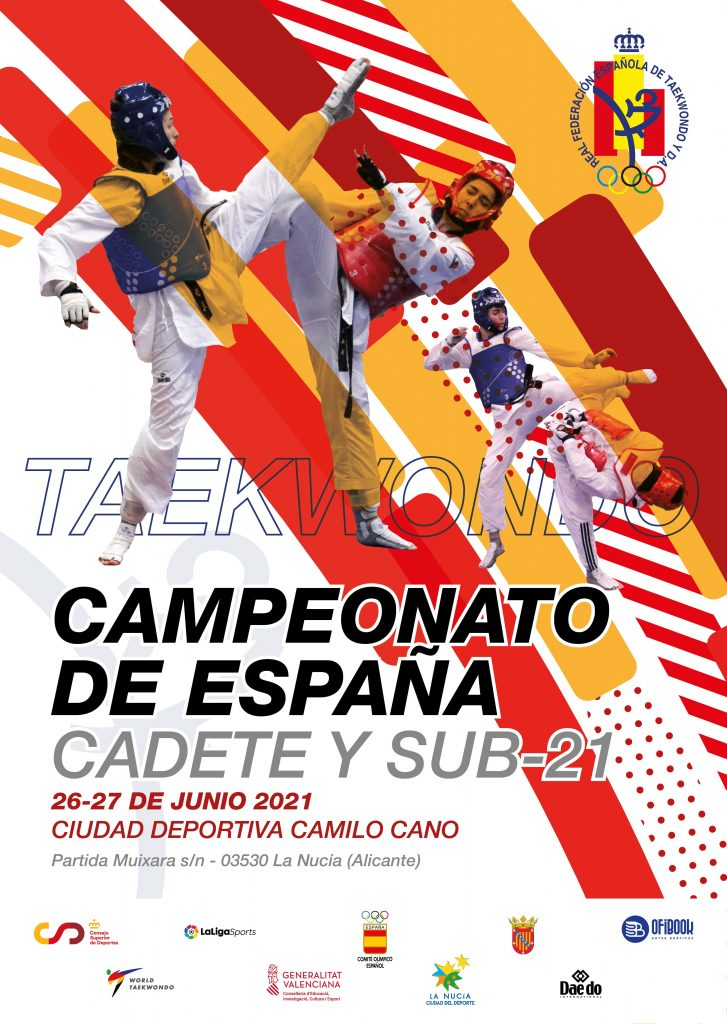 CAMPEONATO ESPAÑA CADETE SUB21 LA NUCIA 2021